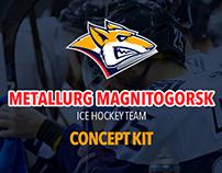 Metallurg Magnitogorsk Concept Kit