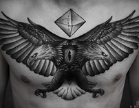 Tattoos by Ien Levin 2010-2012