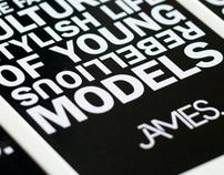 James - Fashion Line Logo