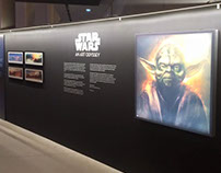 Star Wars: An Art Odyssey -Officially licensed exhibit