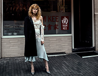 Zeedijk for L'Officiel NL
