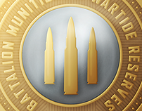 Wartide Coin Design - Battalion 1944