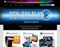 Sony - SEN & Accounts