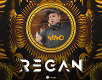 Artwork for Nano Recordings Guy REGAN !!