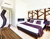 Garden Rooms - Hotel Cadelach