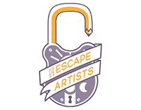 Two Escape Artists Branding