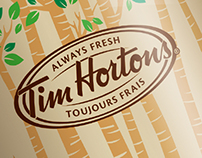 Tim Hortons / Travel Mug