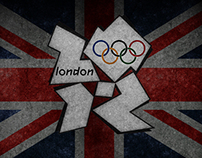 London 2012 Game Covers