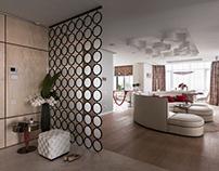 Soft touch residence by Bolshakova Interiors