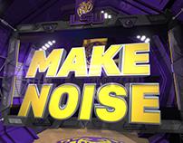 LSU Fan Prompt- Make Noise