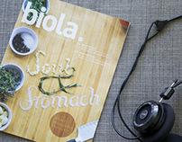 Biola Magazine Soul & Stomach '12