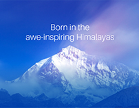 Himalayan Natural Mineral Water - Concepts