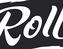 ON A ROLL Sushi Logo