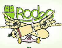 Rodeo Skateboard