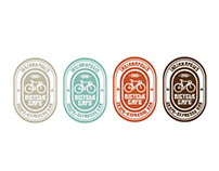 INDIANAPOLIS BICYCLE CAFE  |  BRANDING