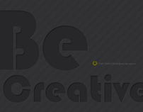 Be Creative II