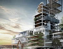 Architectural Industrial Projects - CAD Outsourcing