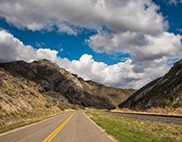 Colorful Montana