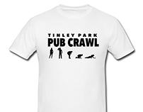 Tinley Park Pub Crawl T-Shirt