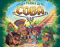 Les Pierres de Coba - Board game development