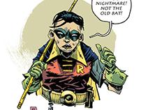 Robin The Boy Nightmare