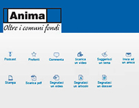 Anima Web Icons