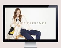 Moda Operandi E-Commerce Website