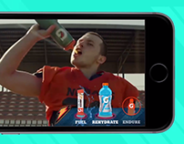 Gatorade - Interactive Video Ad