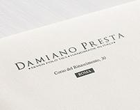 Damiano Presta - Seven Fold Ties