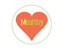 Mealthy Logo Design