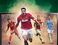 Carlsberg & BT Sport