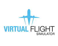 Virtual Flight Simulator Logo