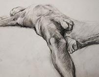 Nude Drawing 001