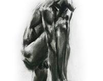 Nude Drawing 002
