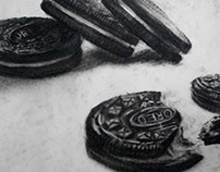 OREOS in Charcoal