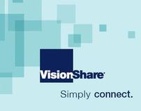 visionshare {branding & website}