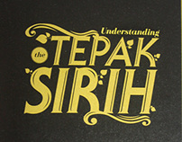 Understanding the Tepak Sirih //Book