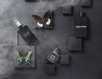 Butterflies collection -stilllife editorial