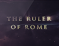 The Ruler Of Rome – Cinematic Trailer