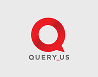Query_Us Brand Identity