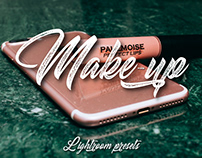 Make-up Lightroom preset pack