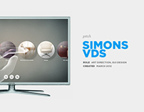 Simons Virtual Display System