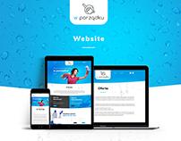 W porządku - website + branding
