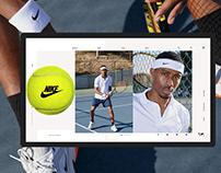 NIKE Tennis 2019