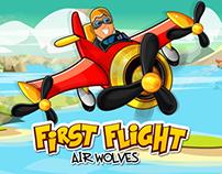 First Flight Air Wolves