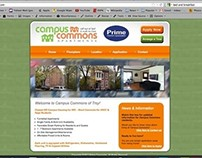 Campus Commons website
