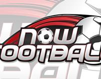 Logo Design - Now Football