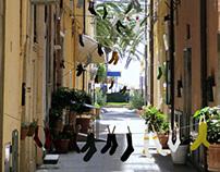 Street of Socks