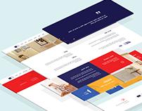 Firstwood Website Design UX/UI