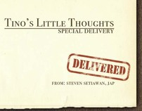 Tino's Little Thoughts: Special Delivery